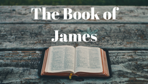Book of James, week 1
