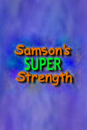 Samson's Super Strength