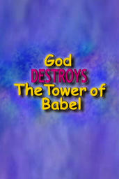 God Destroys Tower of Babel