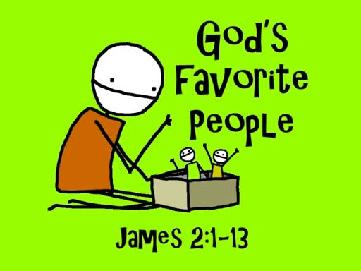"""God's Favorite People"""