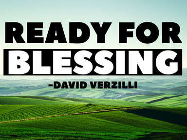 Ready for Blessing