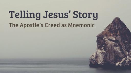Telling Jesus' Story