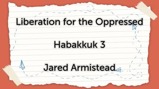 Jared Armistead