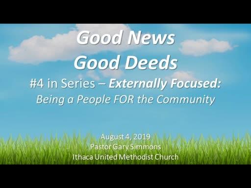 Good News / Good Deeds
