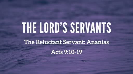 The Lord's Servants