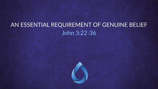 An Essential Requirement of Genuine Belief