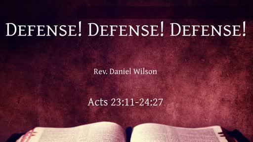Defense Defense Defense