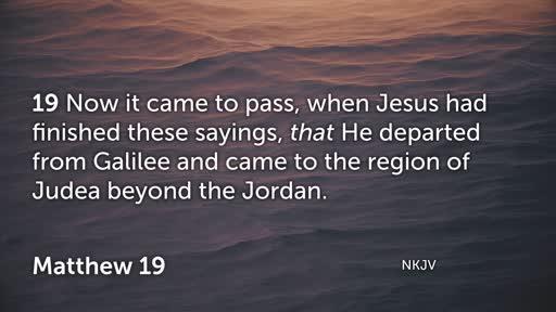 Sunday Morning Worship August 4 2019