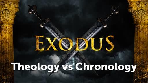Theology vs Chronology