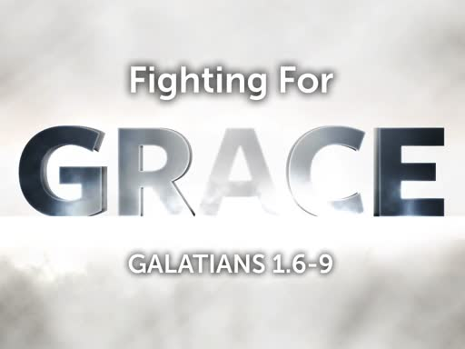 Fighting for Grace