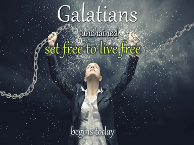 Sunday August 4, 2019, Galatians Part One