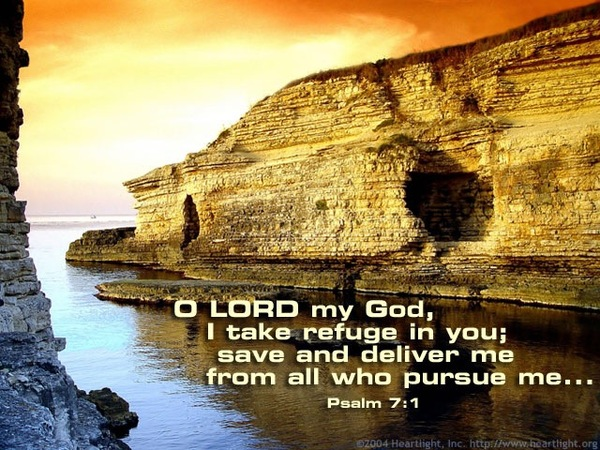 "Psalm 7: ""The Lord is Refuge"""