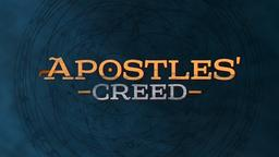 Apostles' Creed 16x9 PowerPoint Photoshop image
