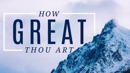 How Great Thou Art  PowerPoint Photoshop image 3