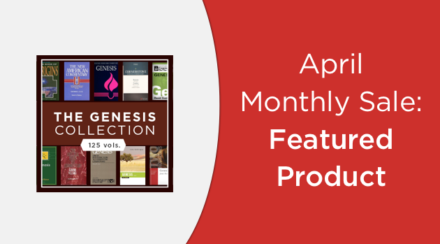 April Monthly Sale: Featured Product
