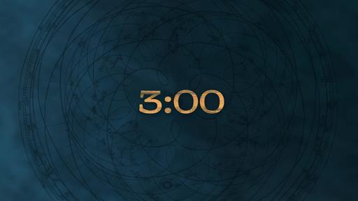 Apostles' Creed - Countdown 3 min
