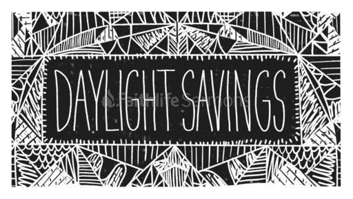 Daylight Savings Lines