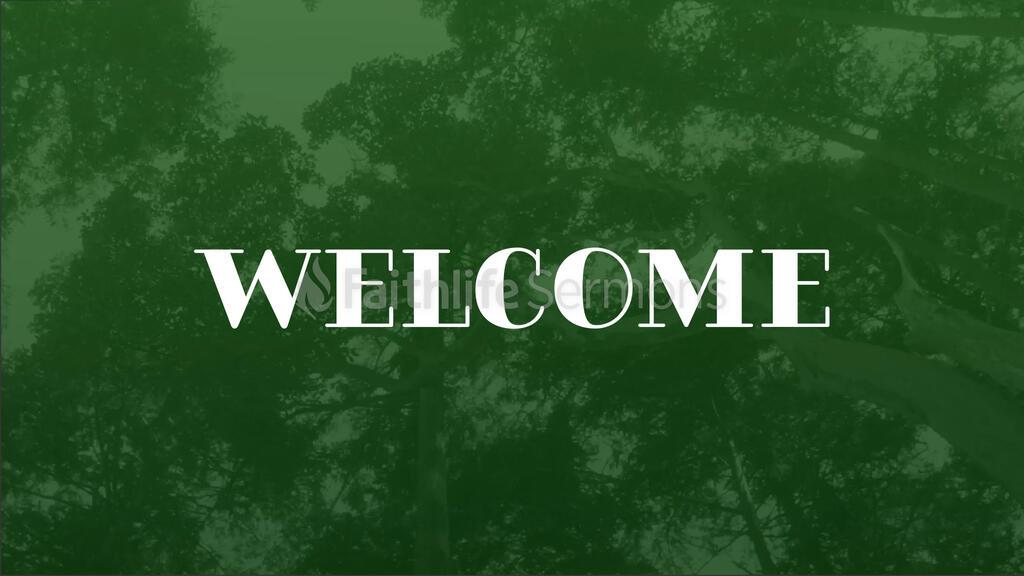 Green Trees welcome 16x9 c8bb13a5 98da 4464 8f5f cb931c1790af preview