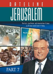 Dateline Jerusalem 7 - Uneasy Calm in Jerusalem