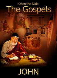 "Gospels (""Open The Bible"" Series) - John"