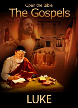 Gospels (Open The Bible Series)