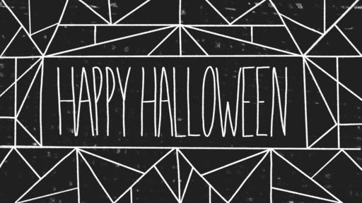 Happy Halloween Lines