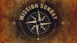 Missions Sunday Compass  PowerPoint Photoshop image 1