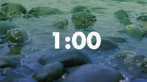Rocky Creek - Countdown 1 min