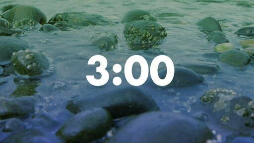 Rocky Creek - Countdown 3 min