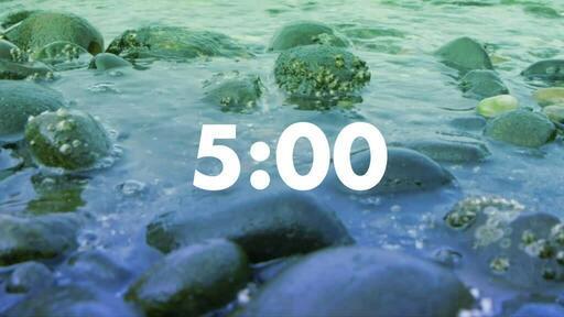 Rocky Creek - Countdown 5 min
