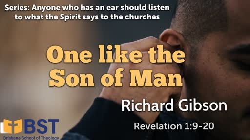 One like the Son of Man