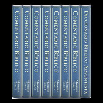 Comentario y Diccionario Bíblico Adventista (8 Vols.)