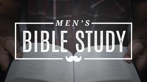 Mustache Men's Bible Study