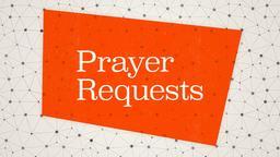 Prayer Requests 16x9 PowerPoint Photoshop image