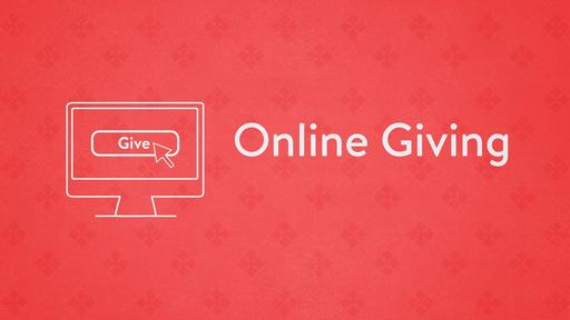 Illustrated Online Giving