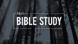 Forest Men's Bible Study  PowerPoint Photoshop image 1