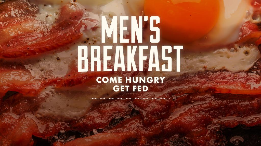 Men's Breakfast large preview