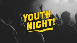 Worship Youth Night  PowerPoint Photoshop image 1