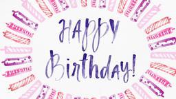Birthday  PowerPoint Photoshop image 1