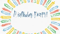 Birthday content b PowerPoint Photoshop image