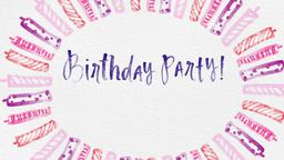 Birthday content c PowerPoint Photoshop image