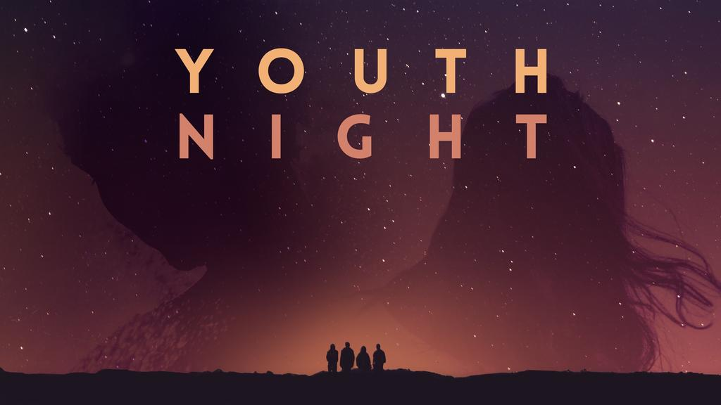 Night Sky Youth Night large preview