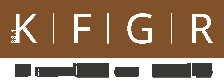 KFGR Logo