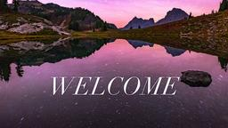 Power of Prayer welcome 16x9 PowerPoint image