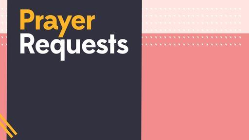 Bright Prayer Requests