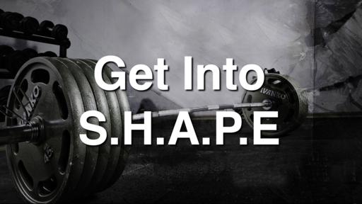 "2019-08-11 Get Into S.H.A.P.E.: ''The Fruit of Ability"" - James Miller, Jr"