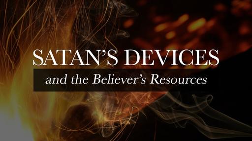 Satan is a Destroyer