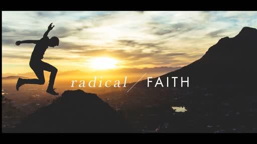 Radical Faith - Hold Nothing Back