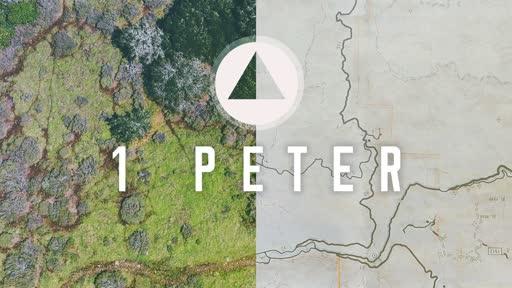 1 Peter 3:18-20 - You, Jesus, Noah