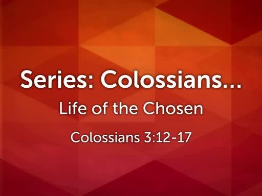 Colossians: